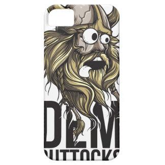 Dem buttocks beard animal iPhone 5 covers