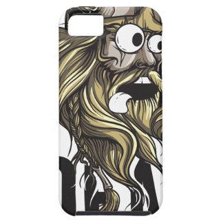 Dem buttocks beard animal tough iPhone 5 case