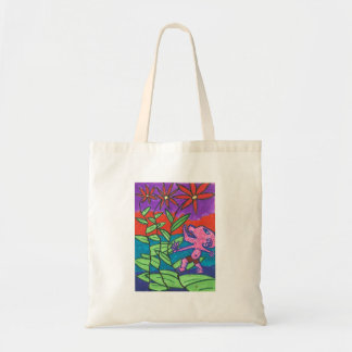 Dem Flowers Are Growin! Canvas Bags