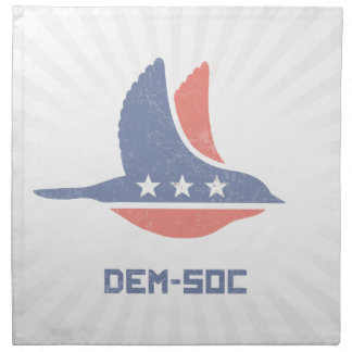 DEM-SOC NAPKIN