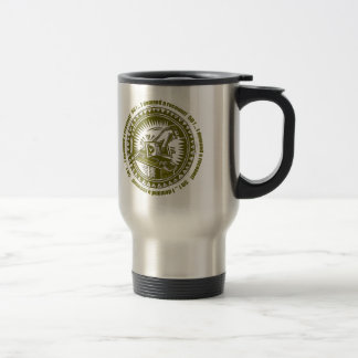 Demand A Recount 50th Birthday Gifts Stainless Steel Travel Mug