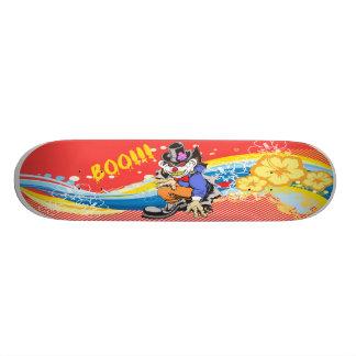 Demented Clown Skate Deck