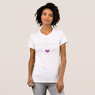 Dementia Awareness. The heart remembers. T-Shirt