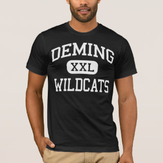 Deming - Wildcats - High - Deming New Mexico T-Shirt