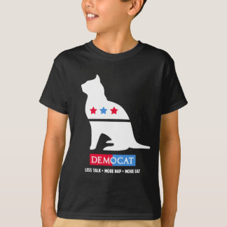 Demo Cat - Funny Election T-Shirt