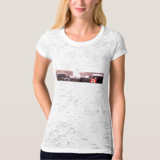 Demo Derby Women's T-Shirt by Baird Duschatko
