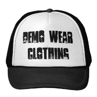 Demo Wear Clothing Hat