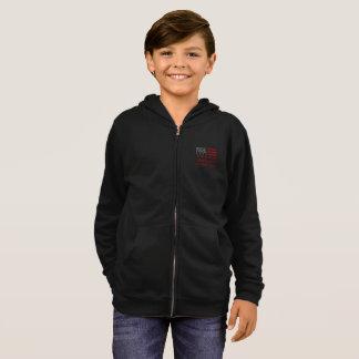 Democracy Boy's Zip Hoodie