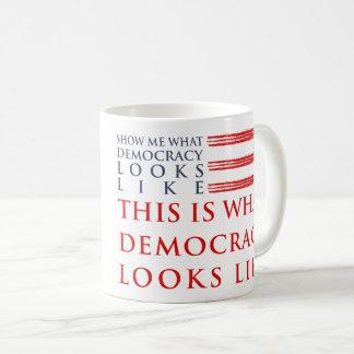 Democracy Classic Mug