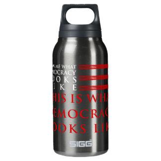Democracy Dark Sigg Hot & Cold Bottle