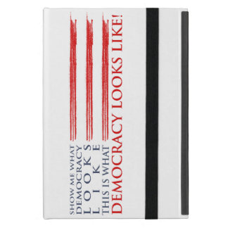 Democracy iPad Case