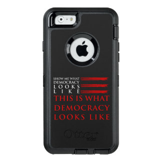 Democracy iPhone & Samsung Otterbox Case