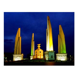 Democracy Monument Postcard