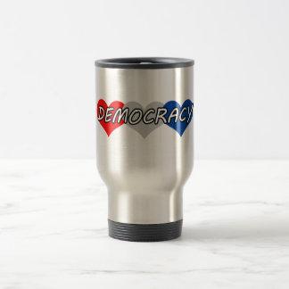 Democracy Travel Mug