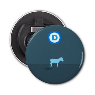 Democrat Bottle Opener