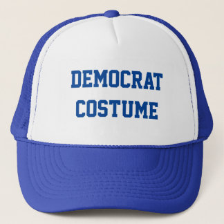 Democrat Costume Trucker Hat
