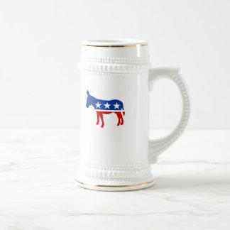 Democrat Donkey Coffee Mug