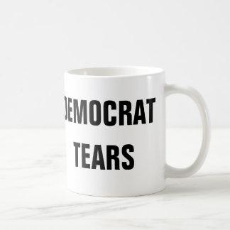 Democrat Tears Coffee Mug