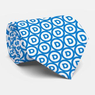 Democratic Party Logo Tie