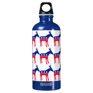 Democratic Party SIGG Traveller 0.6L Water Bottle