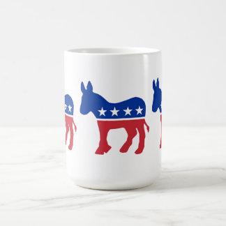 Democratic Party Symbol Mug