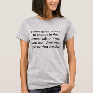 democratic process T-Shirt