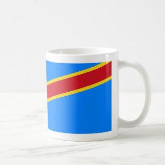 Democratic Republic Flag Coffee Mug