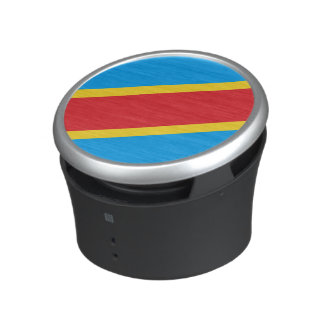 Democratic Republic of Congo Bluetooth Speaker
