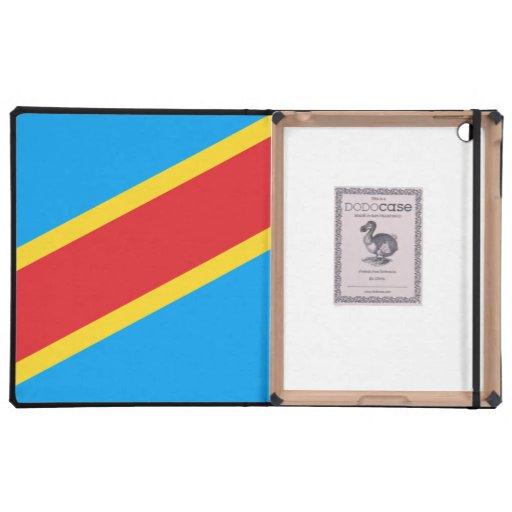 Democratic Republic of Congo Case For iPad