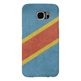 Democratic Republic of Congo Flag Samsung Galaxy S6 Cases