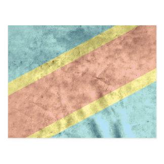Democratic Republic of Congo Postcard