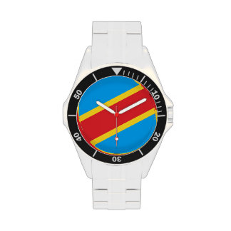 Democratic Republic of Congo Wrist Watches