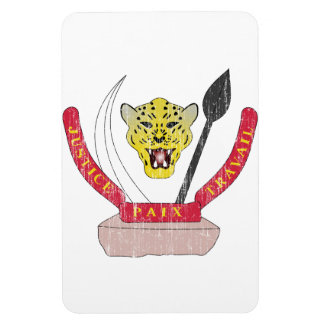 Democratic Republic Of The Congo Coat Of Arms Magnet