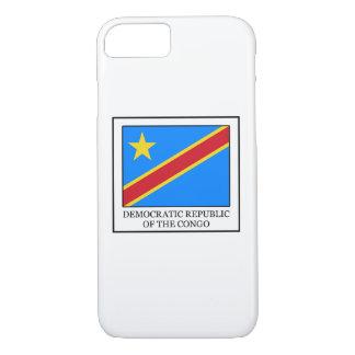 Democratic Republic of the Congo iPhone 7 Case