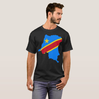 Democratic Republic Of The Congo Nation T-Shirt