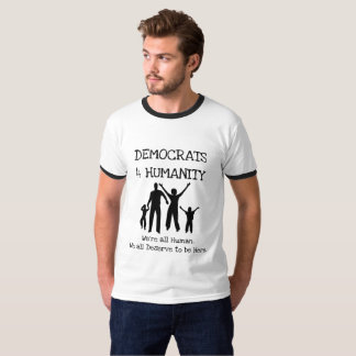 Democrats for Humanity Shirt