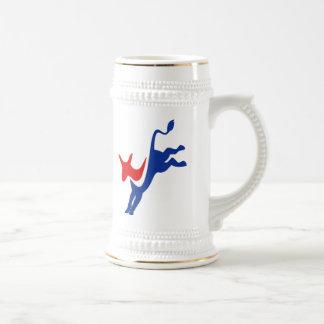 Democrats Logo Beer Steins