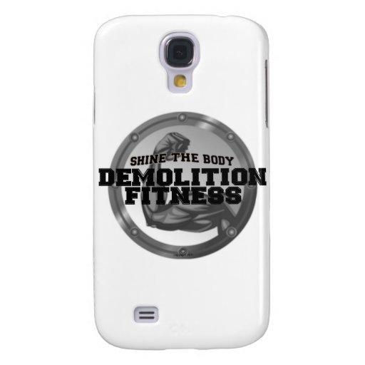 Demolition Fitness Logo Samsung Galaxy S4 Covers