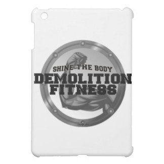 Demolition Fitness Logo Case For The iPad Mini