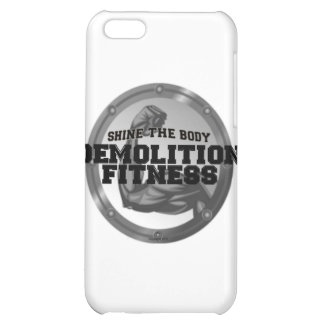 Demolition Fitness Logo iPhone 5C Covers