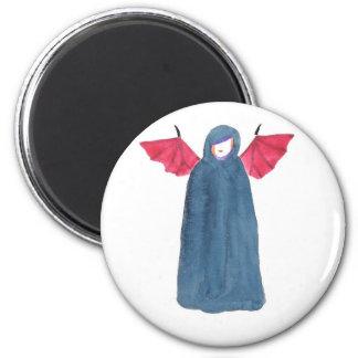 Demon Girl Magnet