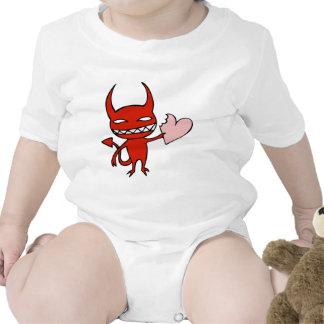 Demon Heart Baby Creeper
