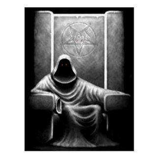 Demon Hunter Postcard