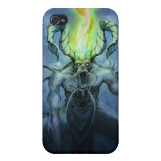 Demon Illustration iPhone 4 Case