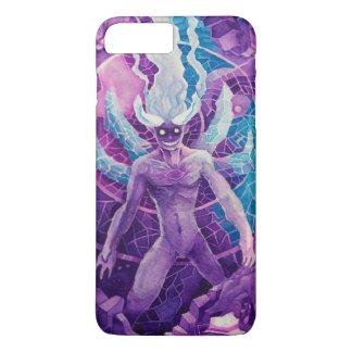 Demon in Watercolor iPhone 7 Plus Case