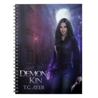 Demon Kin Notebook