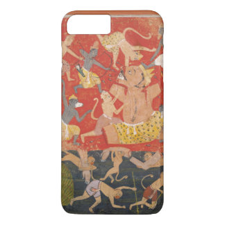 Demon Kumbhakarna Defeated by Rama and Lakshmana iPhone 7 Plus Case