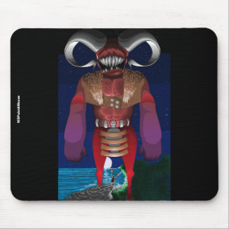 Demon Mouse Pad