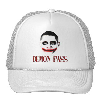 Demon Pass - Anti ObamaCare Cap