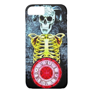Demon Skeleton iPhone 7 Case